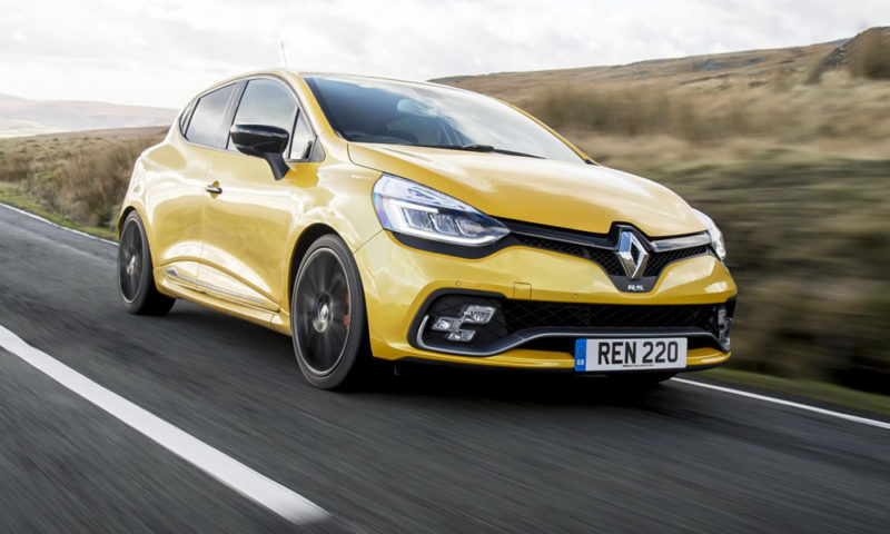 Updated Renault Clio Rs Hits Sa Heres How Much Car Magazine