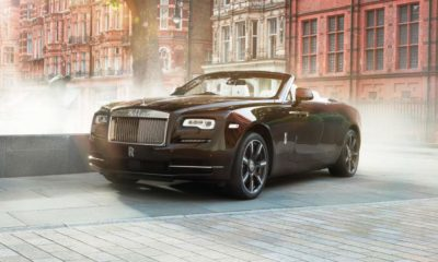 Rolls Royce Dawn Mayfair Edition front