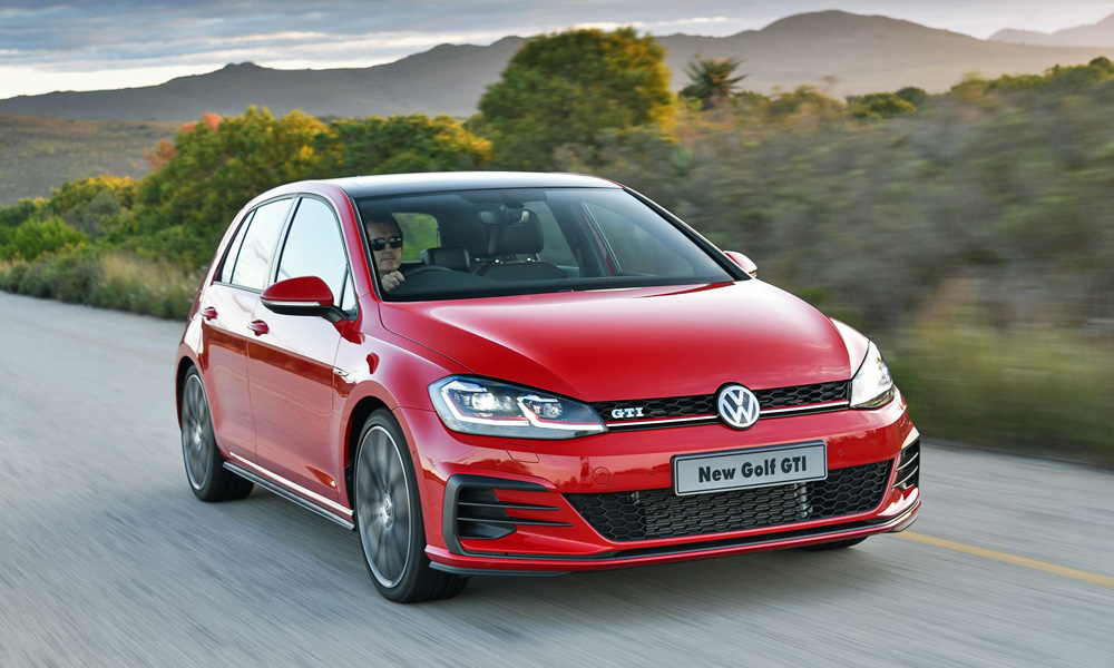 The facelifted Volkswagen Golf GTI has arrived in South Africa.