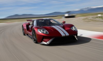 Ford GT tracking