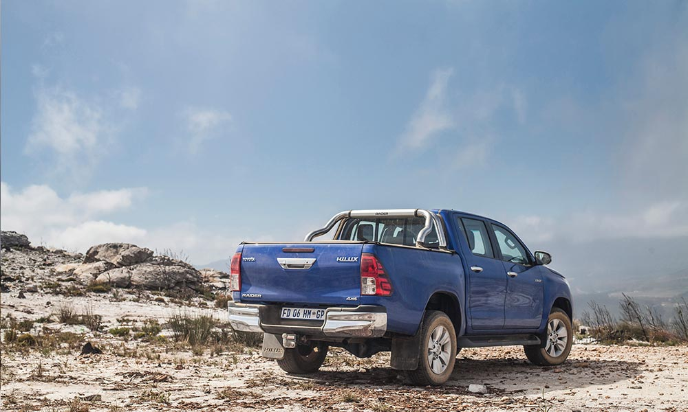 Seventh-generation Hilux builds on 50 years of heritage.