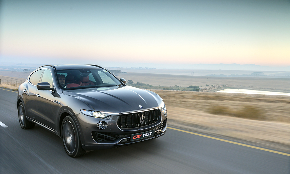 The hefty price-tag of the Maserati Levante is one of the biggest drawbacks.