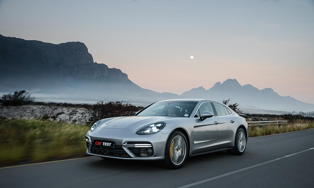 The Porsche Panamera Turbo is still the benchmark for luxury performance sedans.