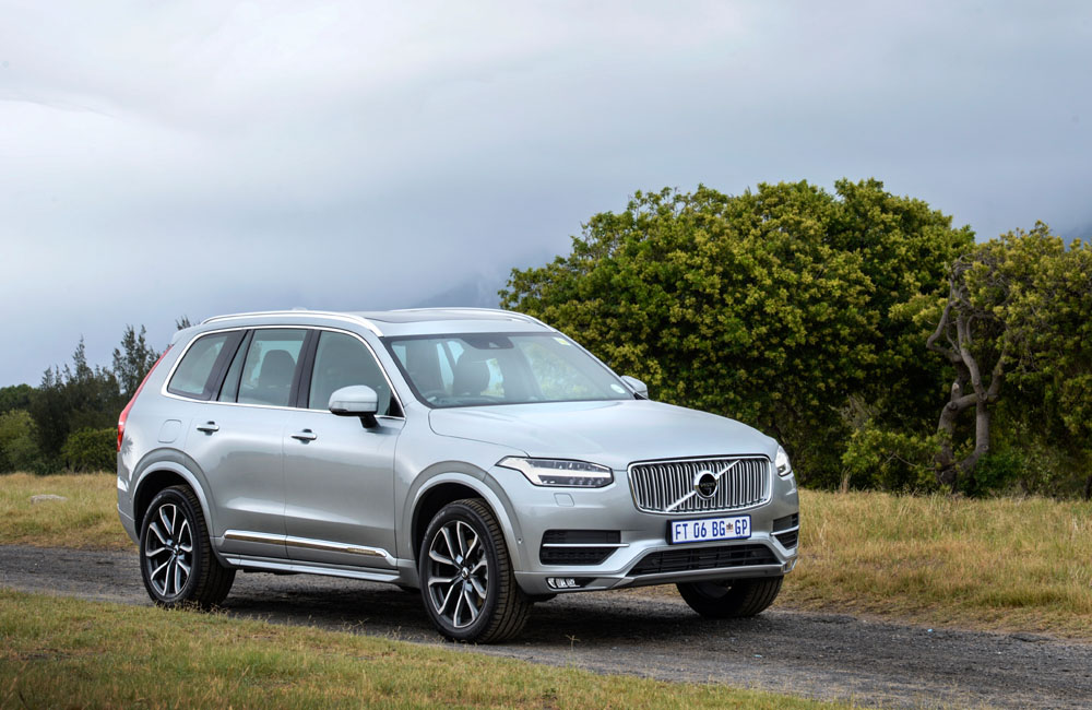 Long-term test: Volvo XC90 D5 AWD Insciption Geartronic