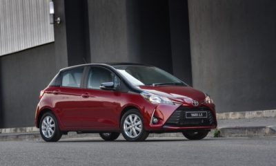 Toyota Yaris 1,5 Pulse Plus CVT front