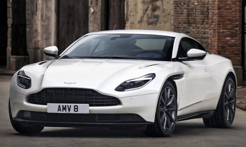 here 39 s how much the aston martin db11 v8 costs car magazine. Black Bedroom Furniture Sets. Home Design Ideas