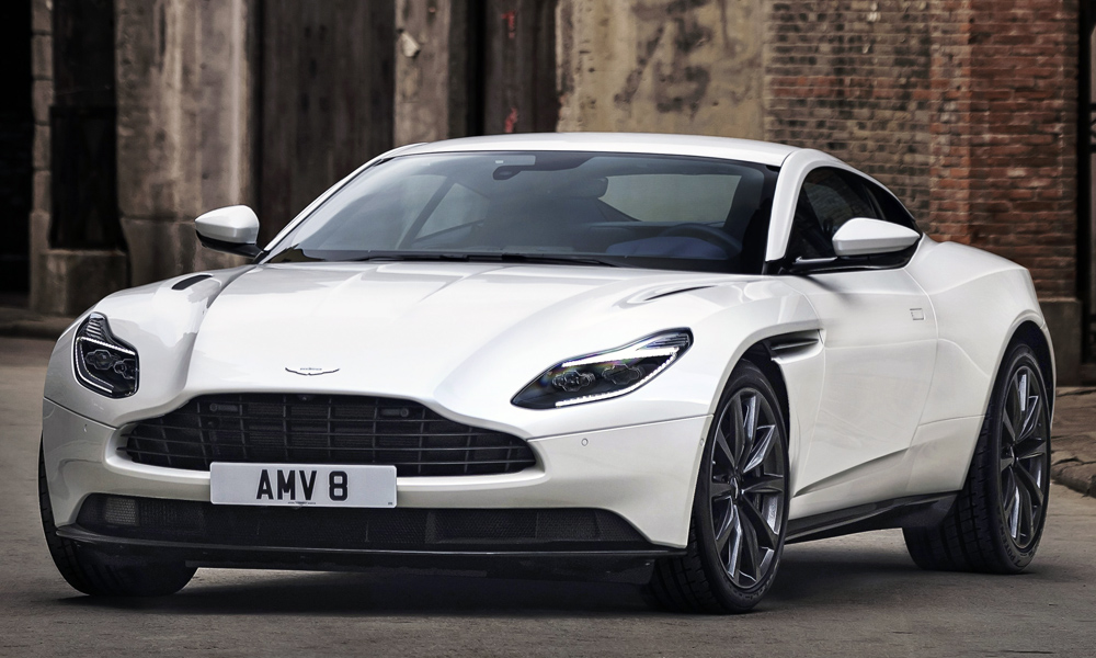 Here S How Much The Aston Martin Db11 V8 Costs Car Magazine