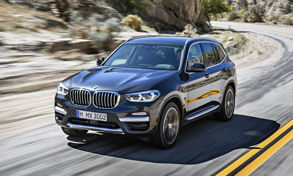 bmw to import new x3 before sa production starts car magazine. Black Bedroom Furniture Sets. Home Design Ideas