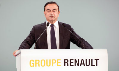Renault-Nissan alliance CEO Carlos Ghosn