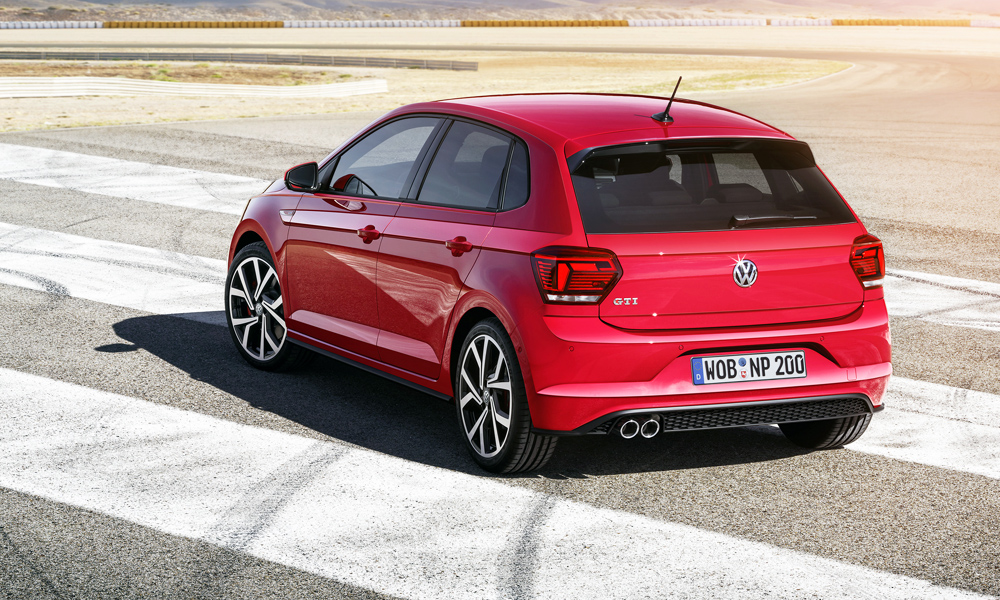 Meet the all-new (2,0-litre) Volkswagen Polo GTI! - CAR magazine on