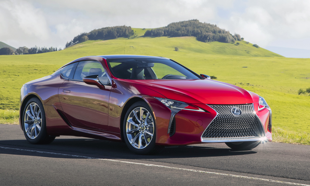 here 39 s how much the new lexus lc500 costs in sa car magazine. Black Bedroom Furniture Sets. Home Design Ideas