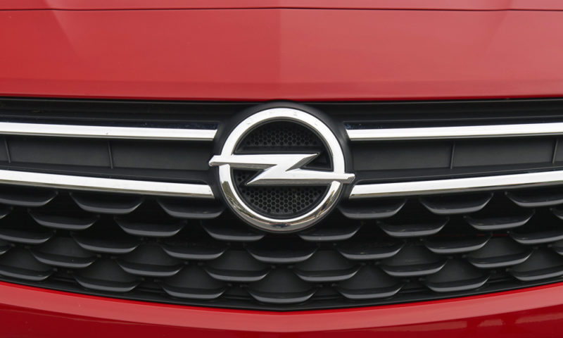 Opel badge