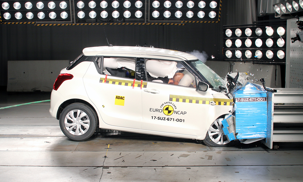 Suzuki Swift Ncap