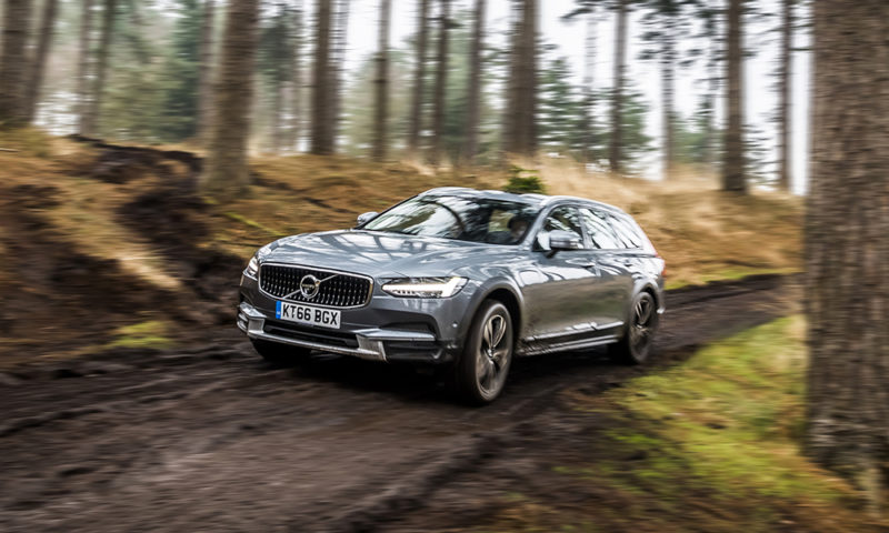 The V90 Cross Country will be the sole Estate offering locally
