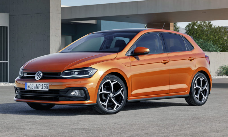 New Volkswagen Polo Hybrid Plans Scred