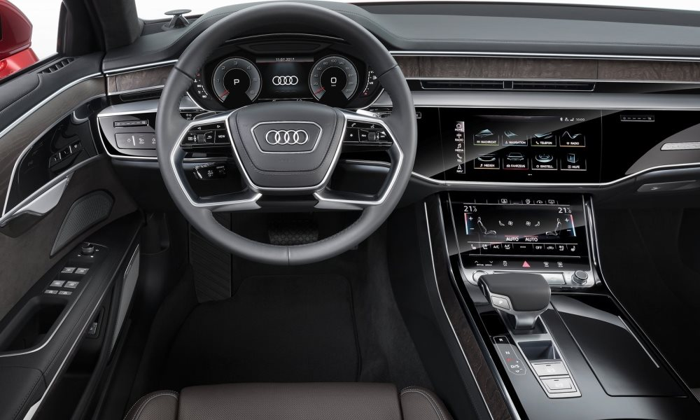 Audi A8 revealed with new autonomous tech CAR magazine