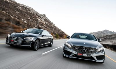 Audi S5 Coupé vs. Mercedes-AMG C43 Coupé