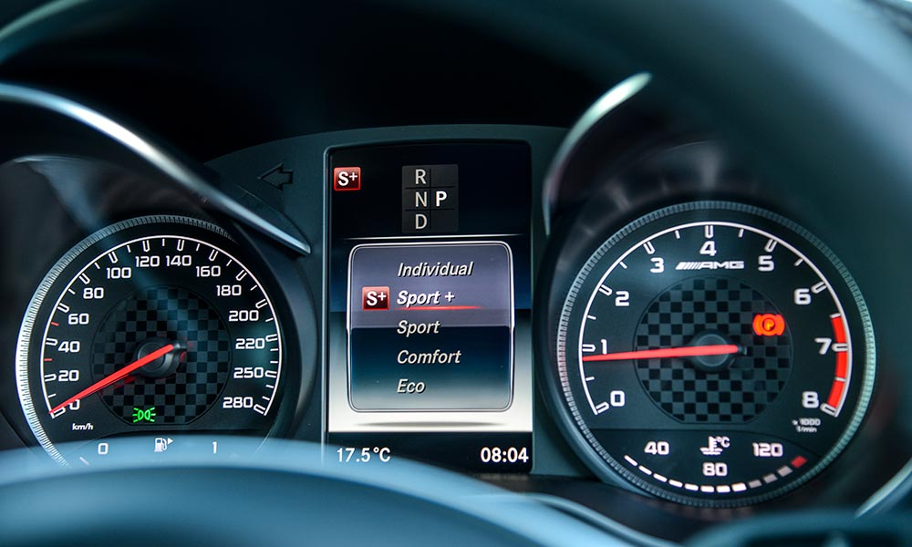 The fiercest of modes in the C43.