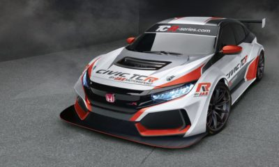 JAS Motorsport Civic Type R
