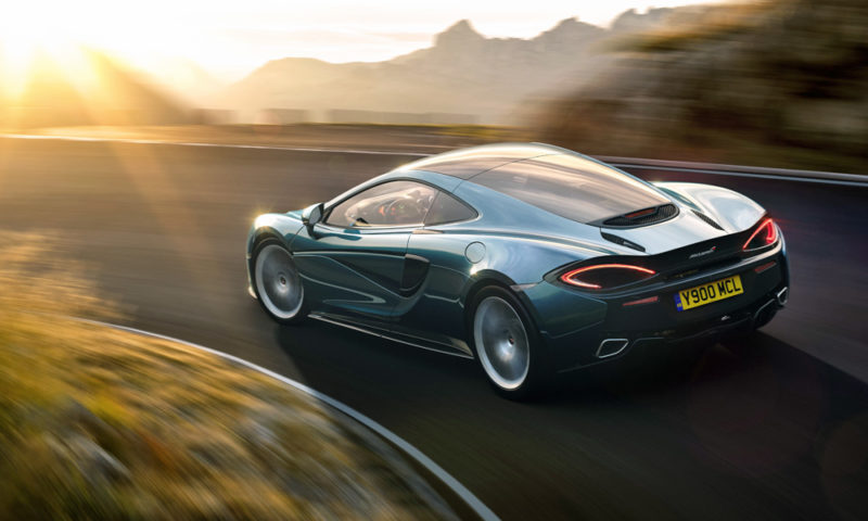 how much the mclaren 570gt will cost you in sa - car magazine