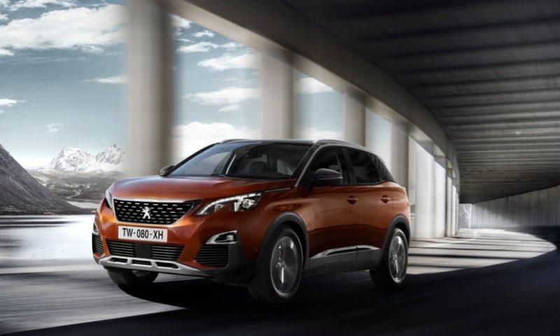 We Have Local Pricing For The New Peugeot 3008 Car Magazine