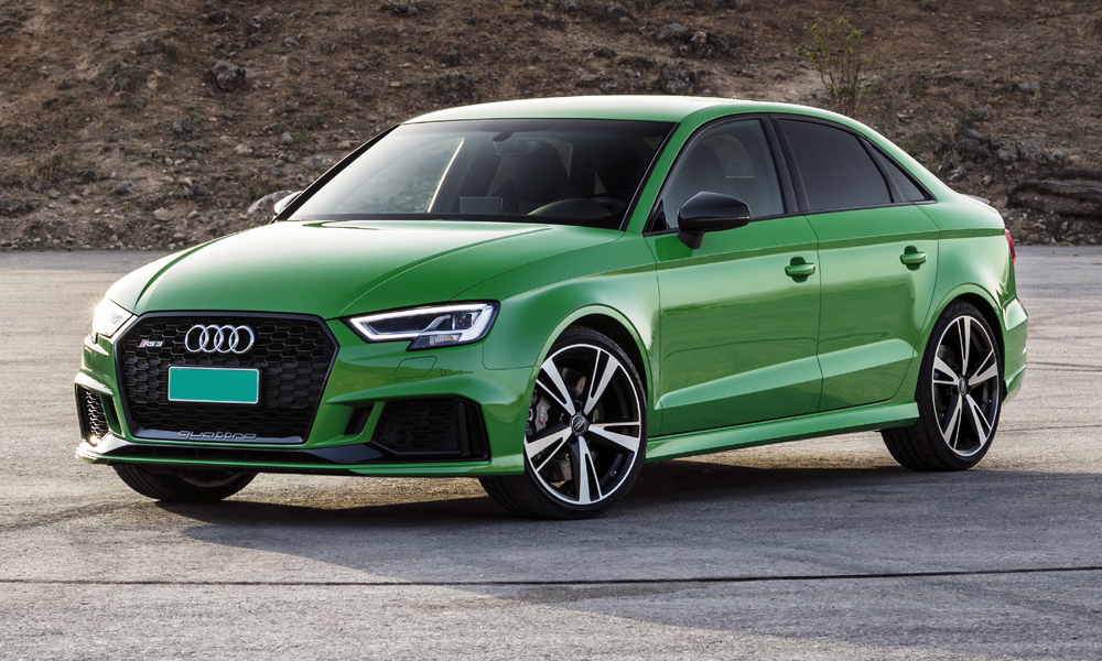 Heres How Much Youll Pay For The Audi RS Sedan CAR Magazine - Audi r3