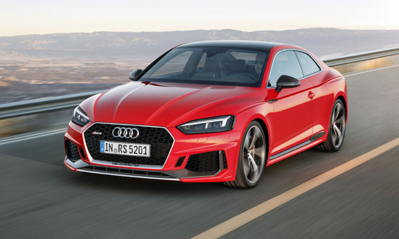 An Audi Executive Says The Rs5 Coupé Is Actually Faster Than Automaker Claims