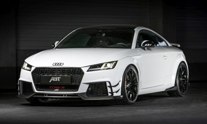 Audi TT RS-R by ABT front