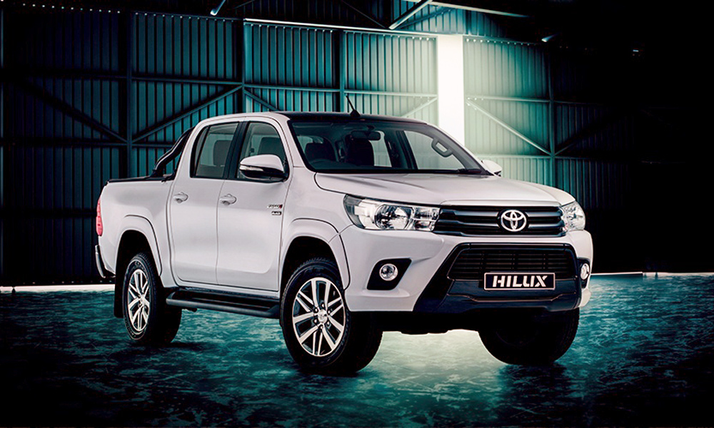 Toyota has added Black Edition variants to its Hilux double-cab range.