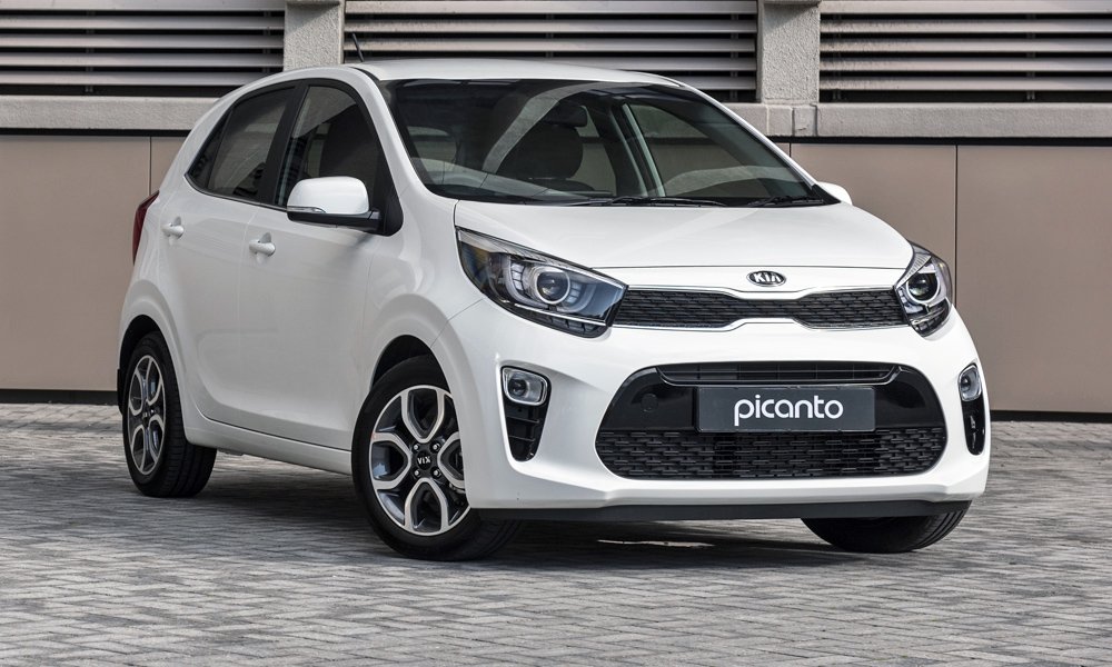 The new, third-generation Kia Picanto has touched down in SA.