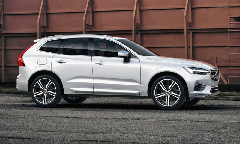 Volvo XC60 gets the Polestar treatment