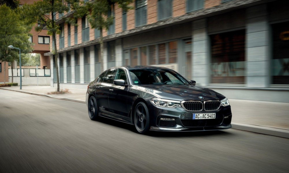 AC Schnitzer Reveals Its BMW Series Tuning Package CAR Magazine - Schnitzer