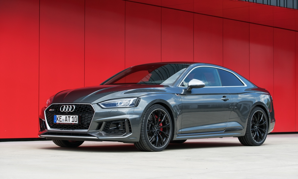 ABT Provides A Subtle Tune For The New Audi RS CAR Magazine - Audi rs 5