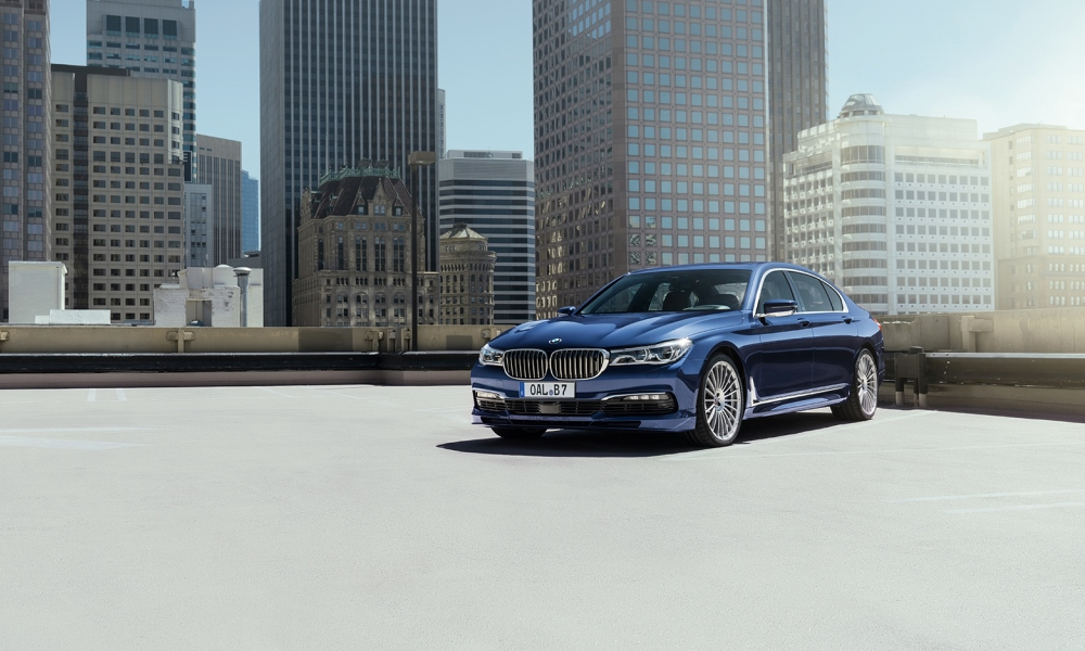 Alpina B7 Bi-Turbo revised to hit a whopping 330 km/h - CAR magazine