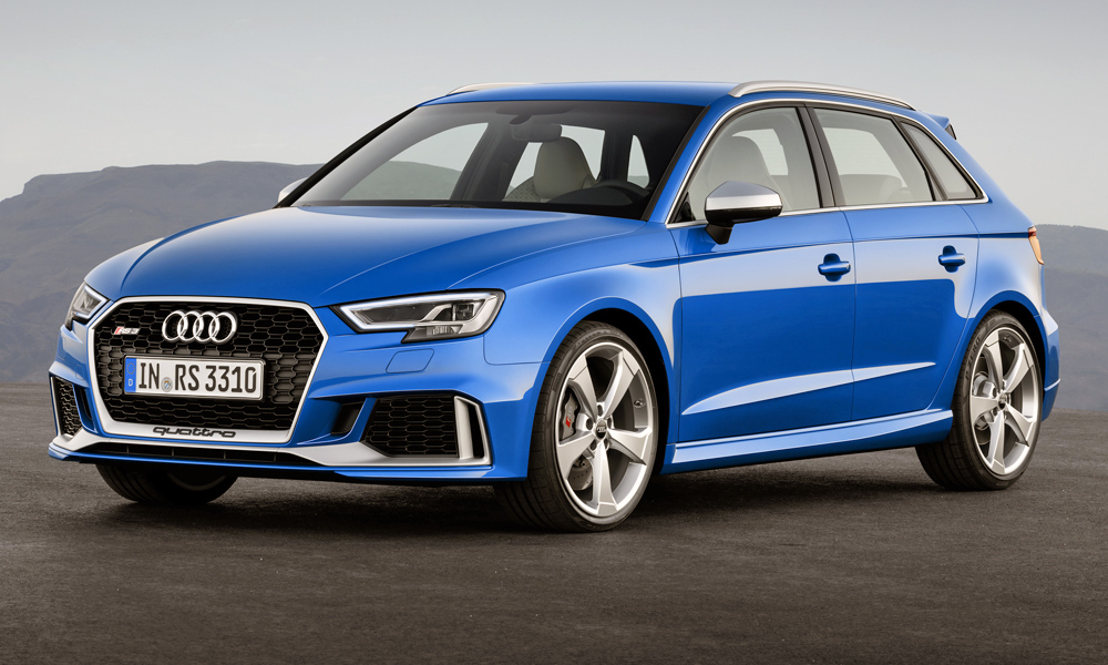 Pricing for new Audi RS3 Sportback announced... - CAR magazine