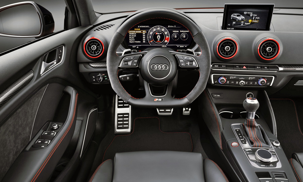 Pricing For New Audi RS Sportback Announced CAR Magazine - Audi rs3