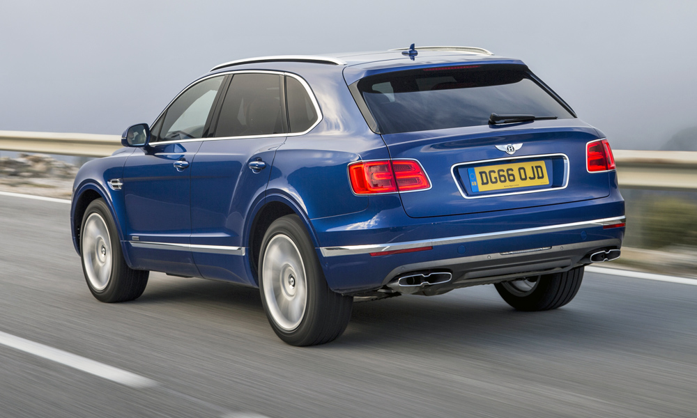 How Much The Bentley Bentayga Diesel Costs In Sa Car Magazine