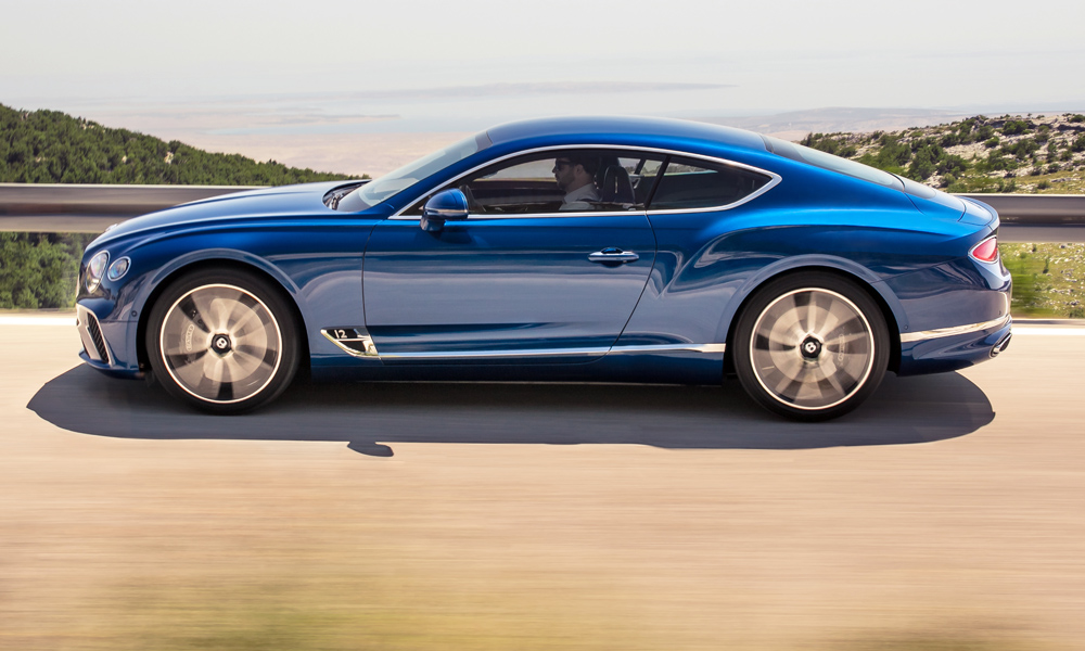 Say Hello To The All New Bentley Continental Gt Car Magazine