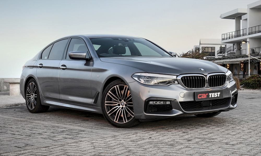 Why wait for the BMW M5? The 540i excels in terms of both refinement and dynamics.