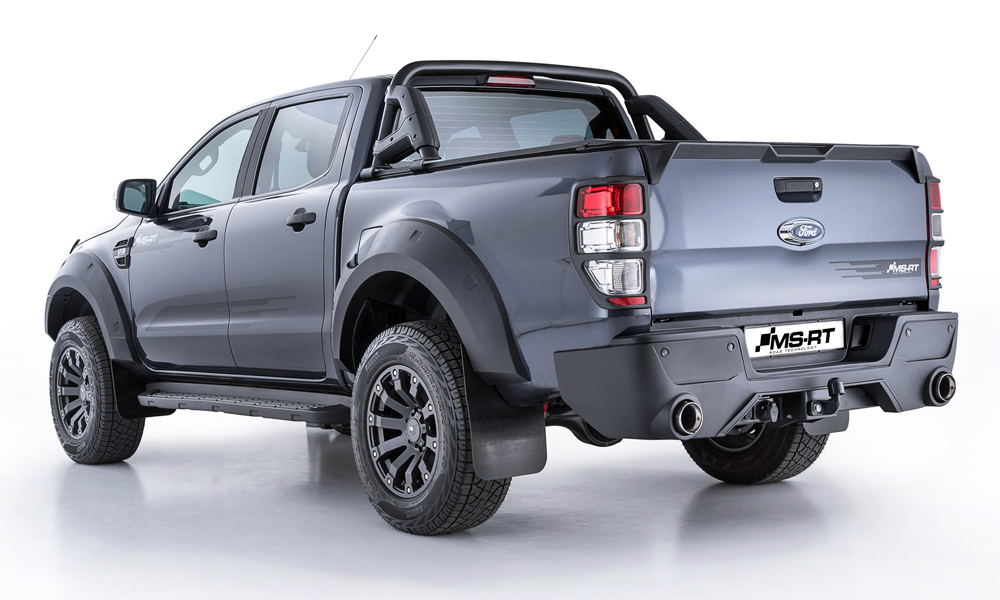 ford ranger ms rt tuning pack now offered in sa car. Black Bedroom Furniture Sets. Home Design Ideas