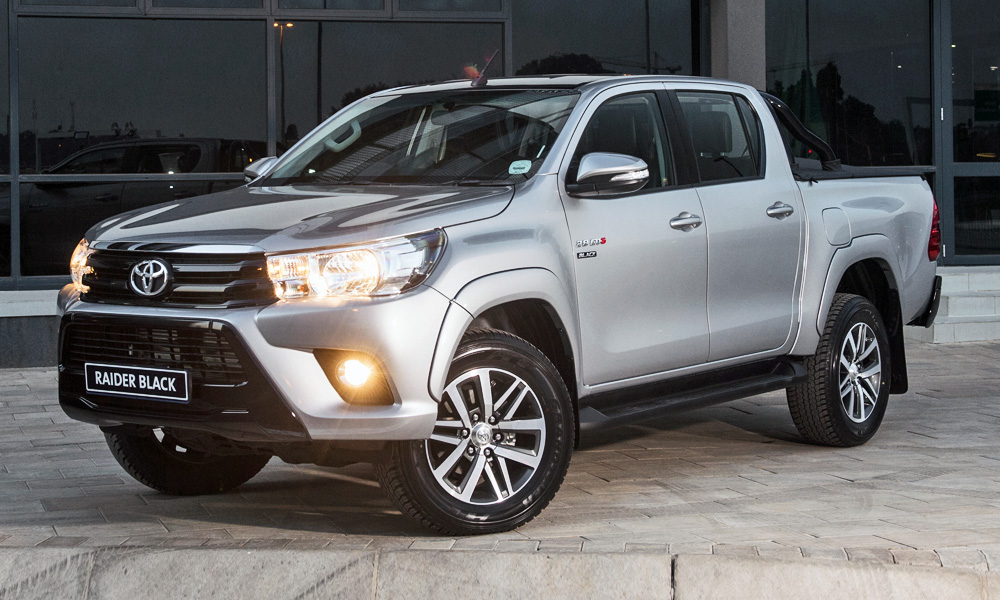 Toyota SA has added new Hilux Black Edition models to its range.