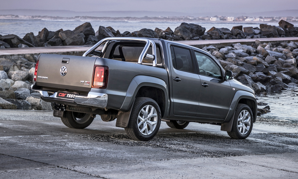 Vw Sa Has Hiked Its Amarok Double Cab Bakkie Prices Car Magazine