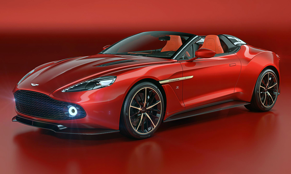 Just 28 units of the Speedster will be built.