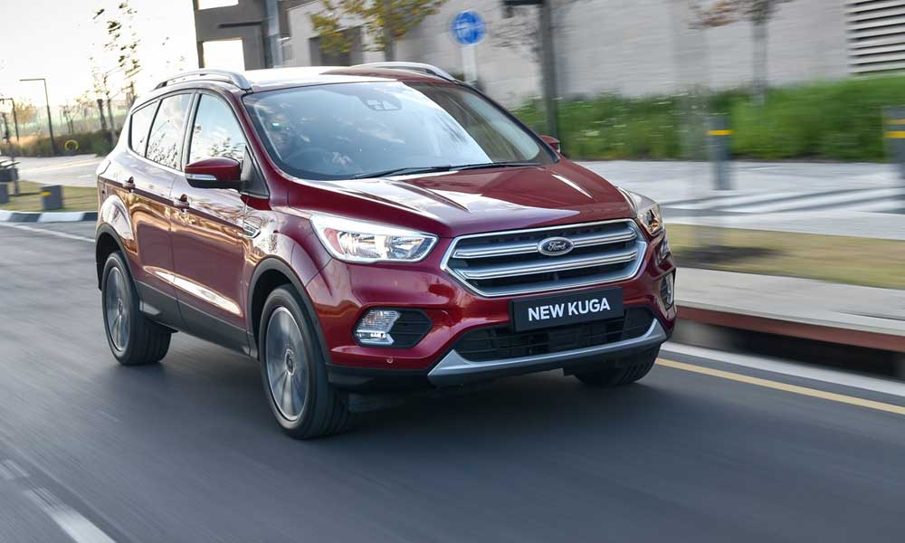 Ford Has Launched Its Facelifted Kuga In South Africa
