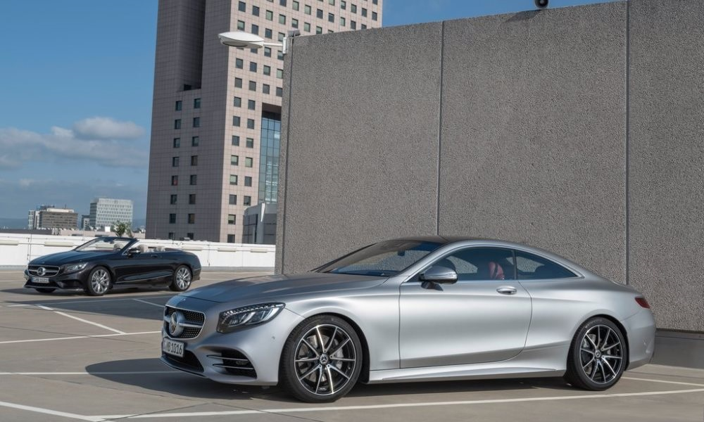 Mercedes-Benz S-Class Coupe & Cabriolet
