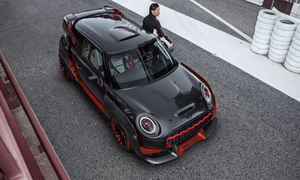 Mini JCW GP Concept top