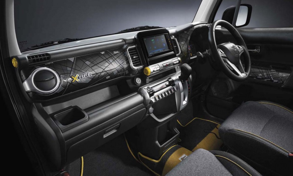 Note the Ignis-like interior.