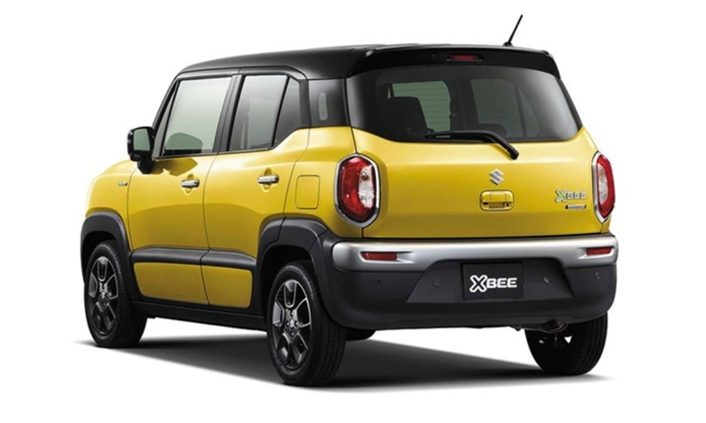 The Xbee will be on display at the Tokyo Motor Show.