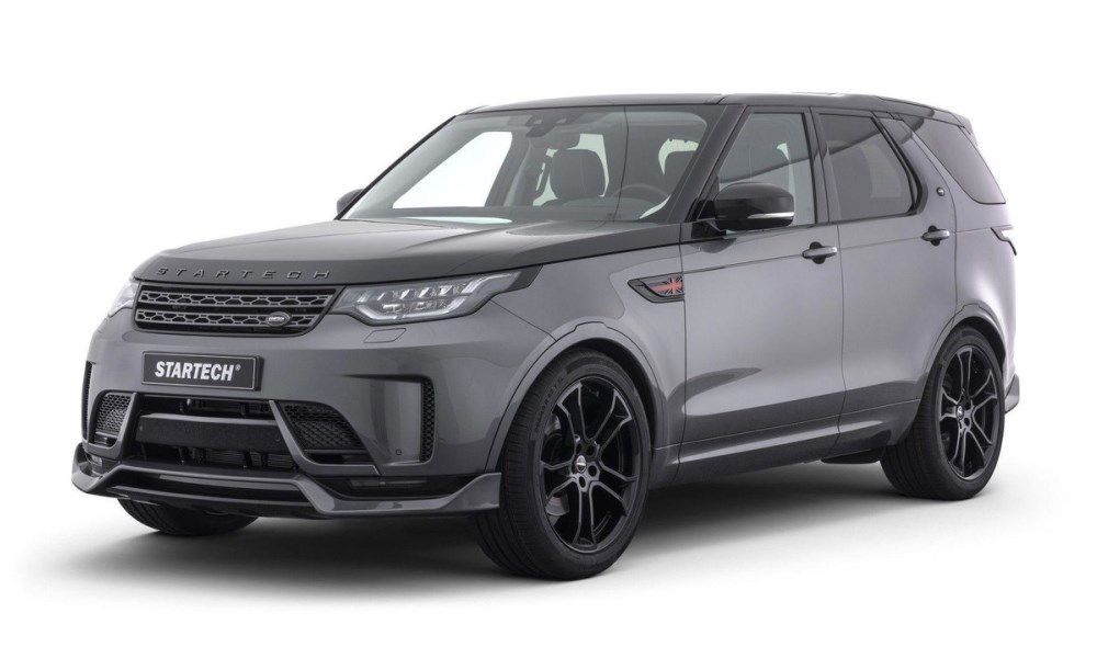 Land Rover Discovery Sport by Startech front