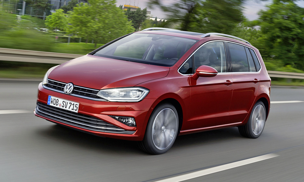 vw to axe touran golf sv and add new model car. Black Bedroom Furniture Sets. Home Design Ideas